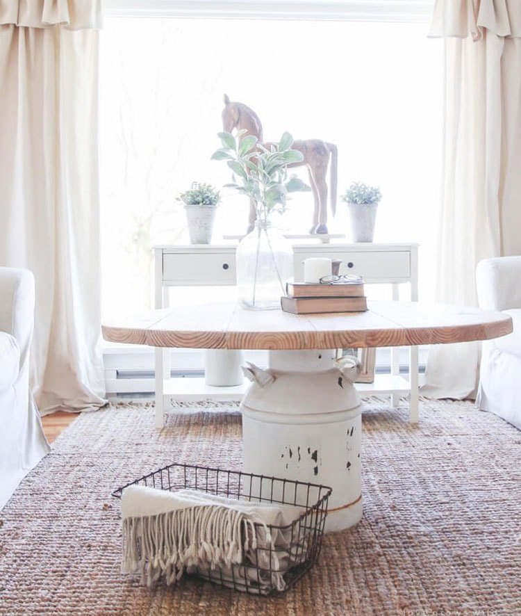 Cute Farmhouse Interior Design Ideas