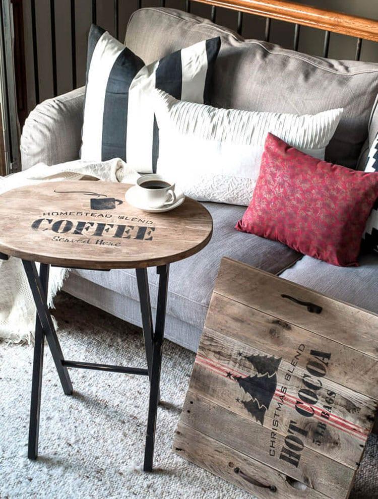 Cute Original DIY Rustic Interior Design Ideas