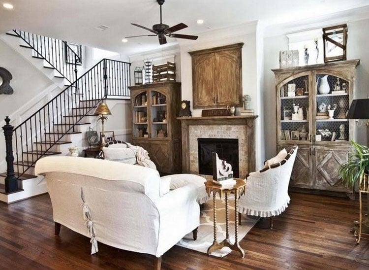 Latest Modern Farmhouse Living Room Design Ideas