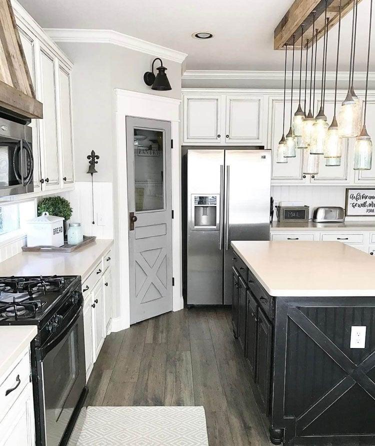 Modern Country Farmhouse Interior Design Decor Tips