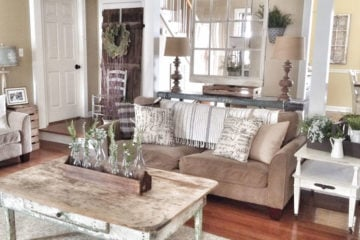 The Best Rustic Farmhouse Interior Design Decor Ideas