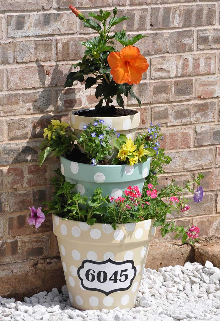 Cute Flower Pots Make For Cool Designs