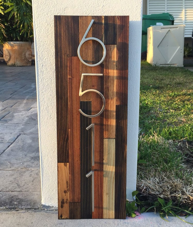 Decorative Numbers