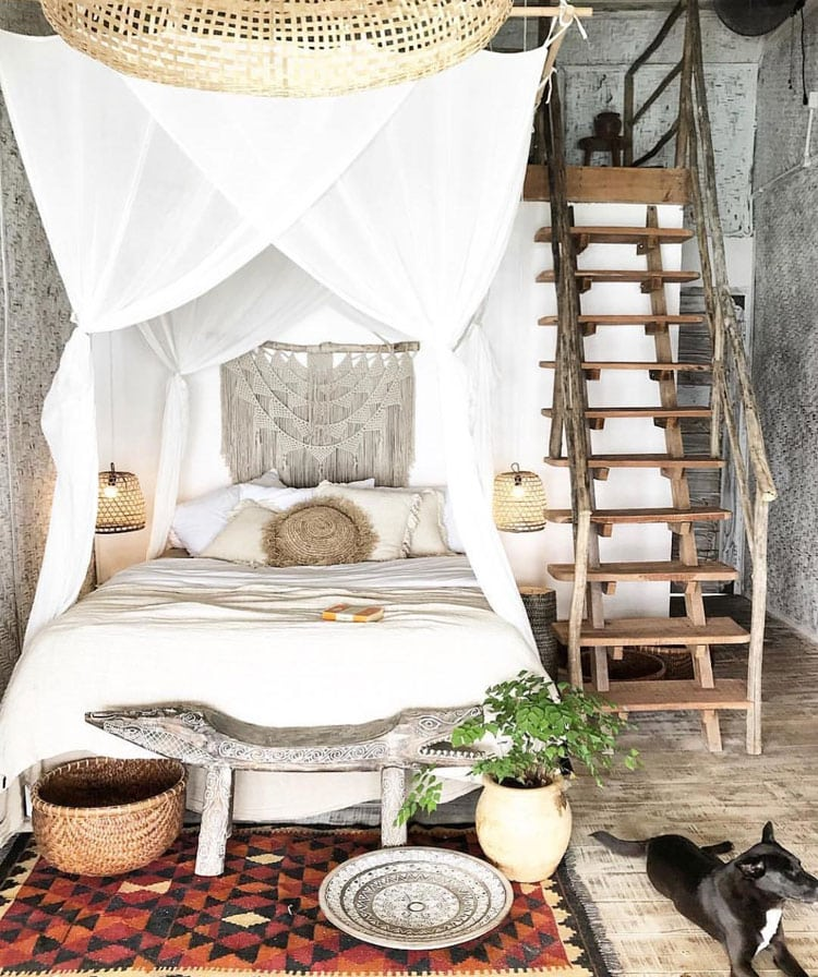 Boho Bedroom Styles