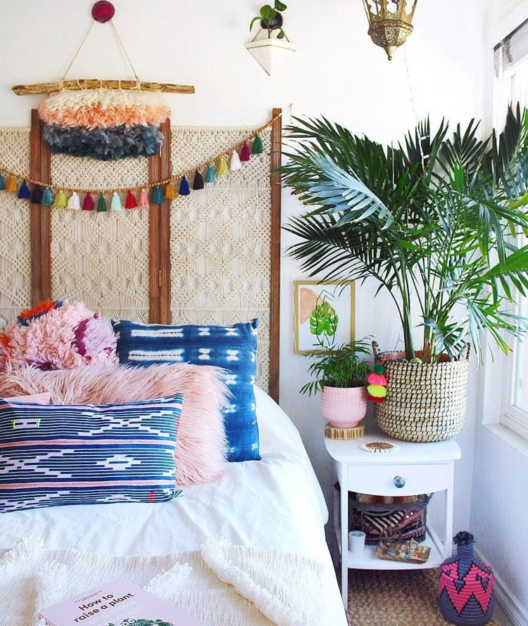 Chic Boho Bedroom Styles
