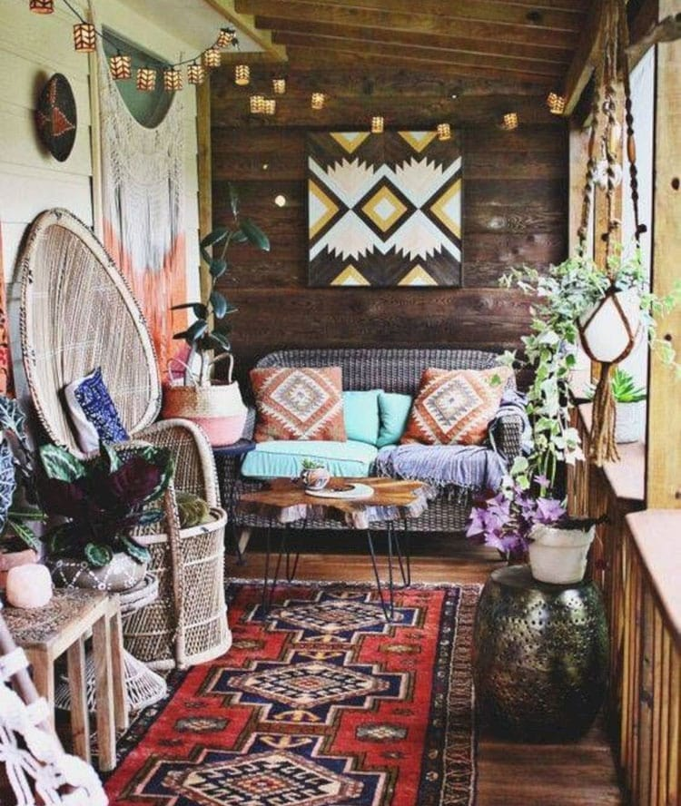 Maximize Small Spaces with Bohemian Design