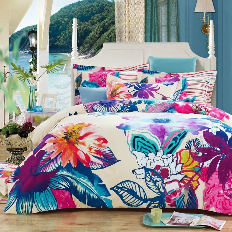 Tropical Boho Style