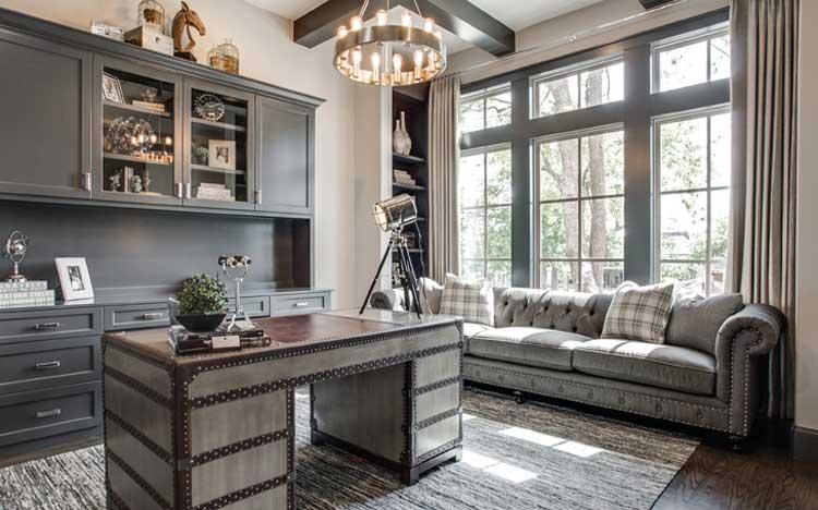 Amazing Guest Bedroom Office
