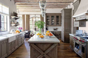 Best Rustic Kitchen Cabinet Ideas