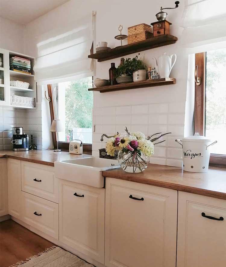 Classic Farmhouse Cabinets