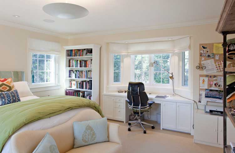 Customize Your Alcove In A Large Master Bedroom