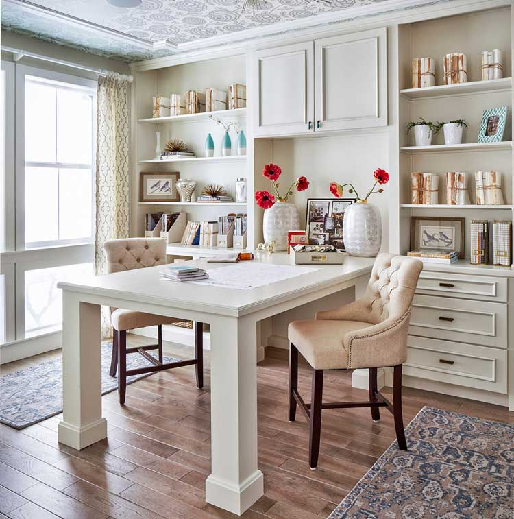 Cute Home Office Decor
