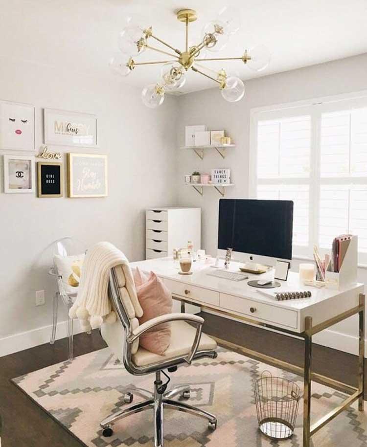 65 Best Bedroom Office Design Ideas 2021 Guide