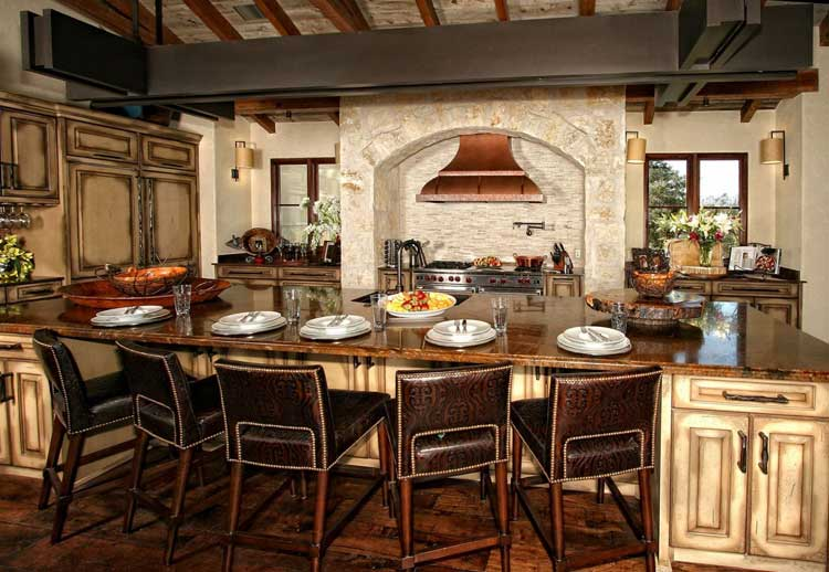 Rustic Decorating on a Large Scale