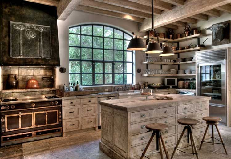 65 Best Rustic Kitchen Cabinet Ideas 2021 Designs