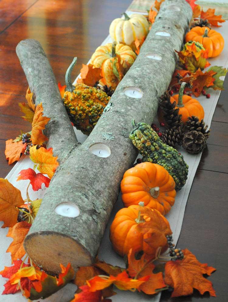 Tree Limb Votive Holder