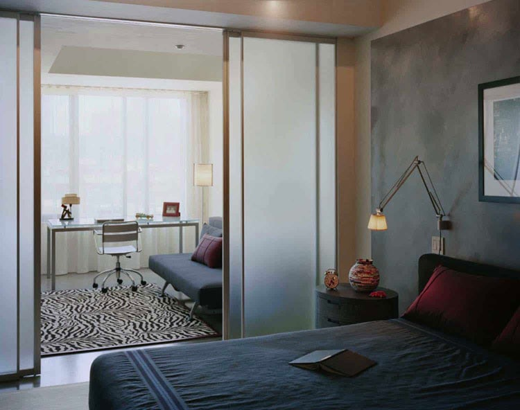 Turn An Adjoining Room Into An Office Space