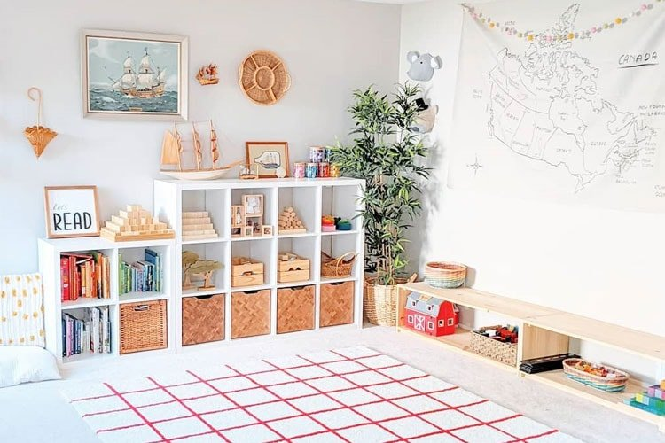 Best Kids Toy Storage Ideas