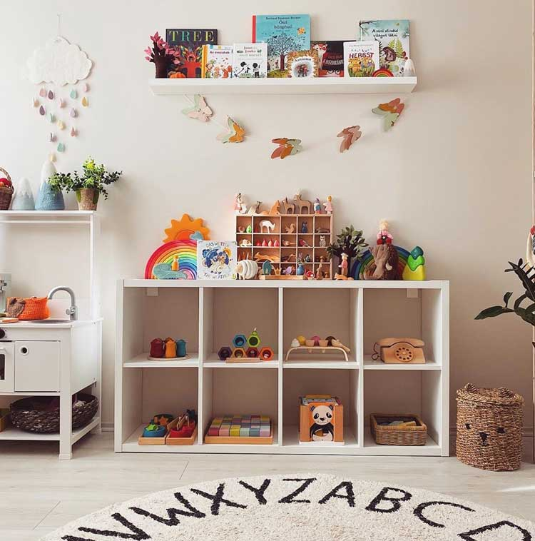 Clutter-Free Play Space