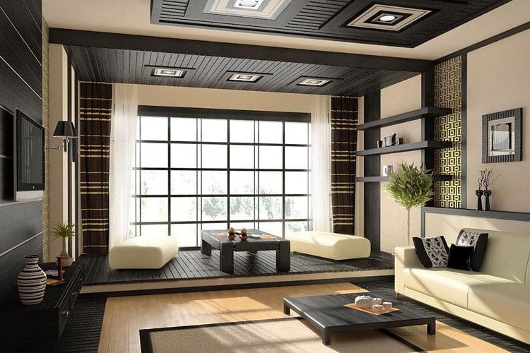 Asian Zen Decor Style