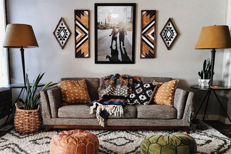 Bohemian Home Decor Style
