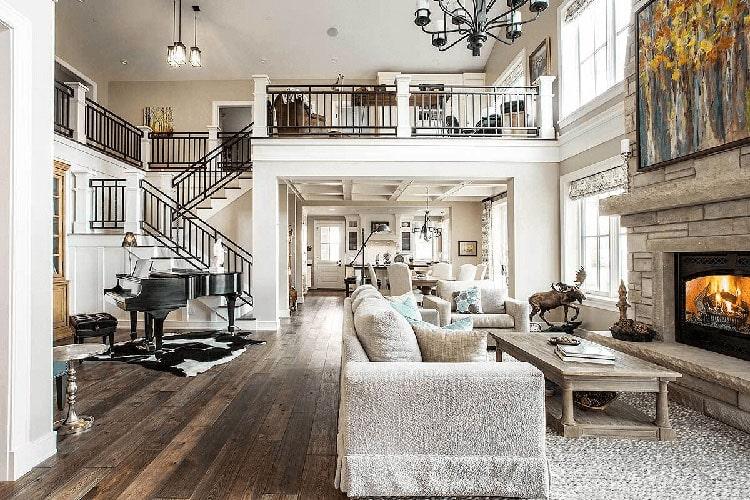 Craftsman Interior Design Ideas