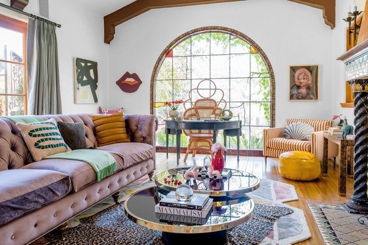 Eclectic Decor Style