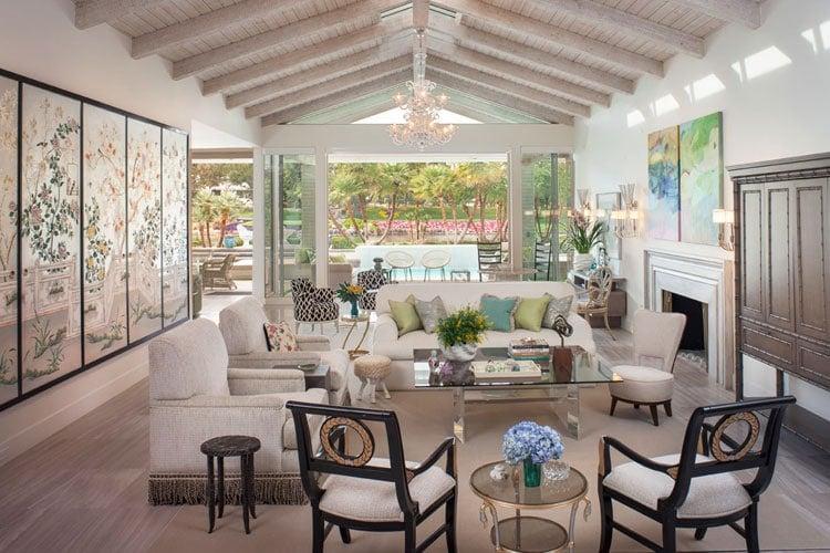 Hollywood Regency Interior Design Ideas