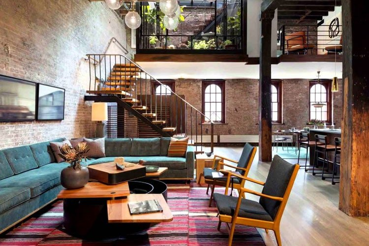 Industrial Architecture Style