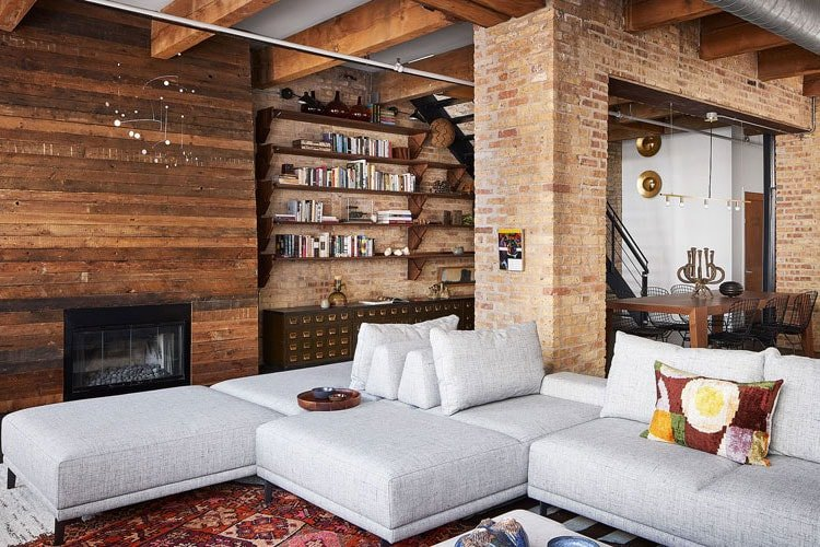 Industrial Decor Ideas