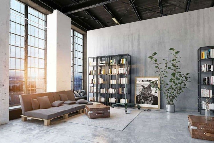 Industrial Furniture Design Ideas