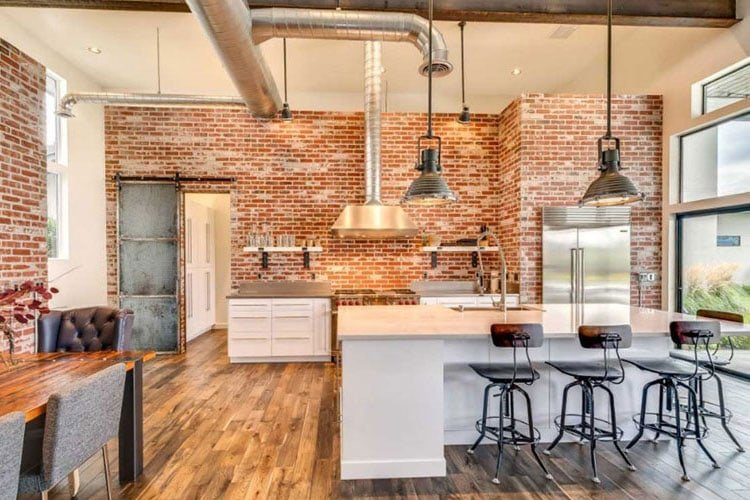 Industrial Home Decor Style