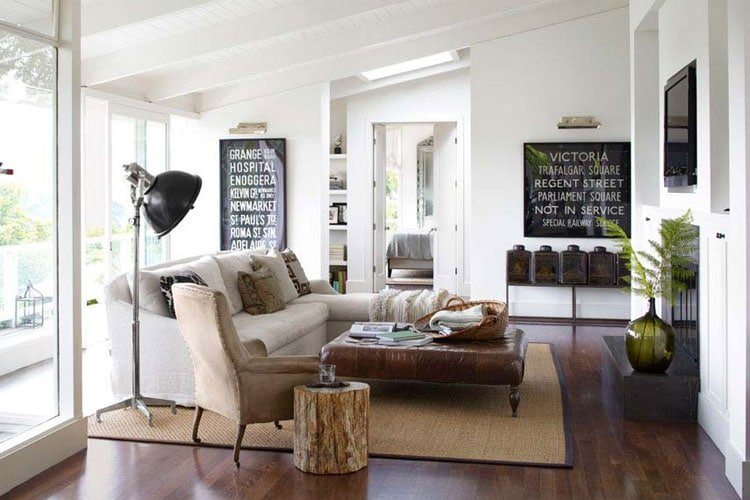 Modern Country Decor Style