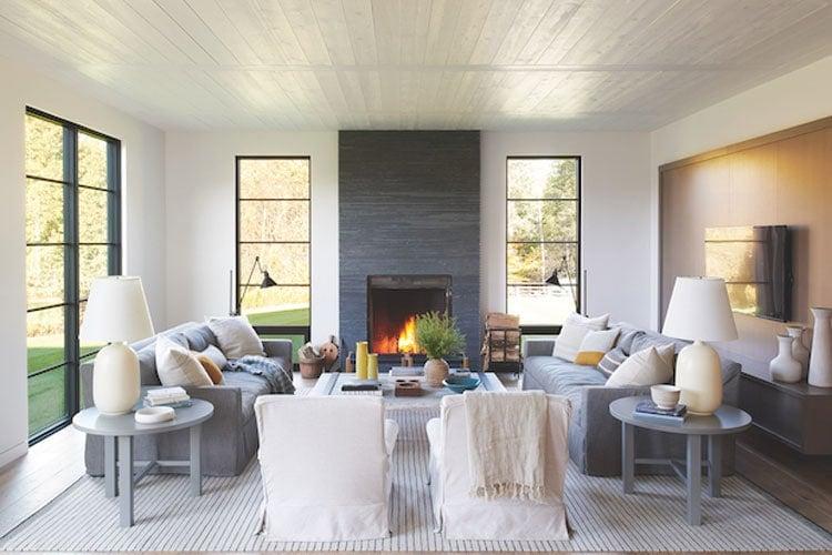 Modern Country Interior Design