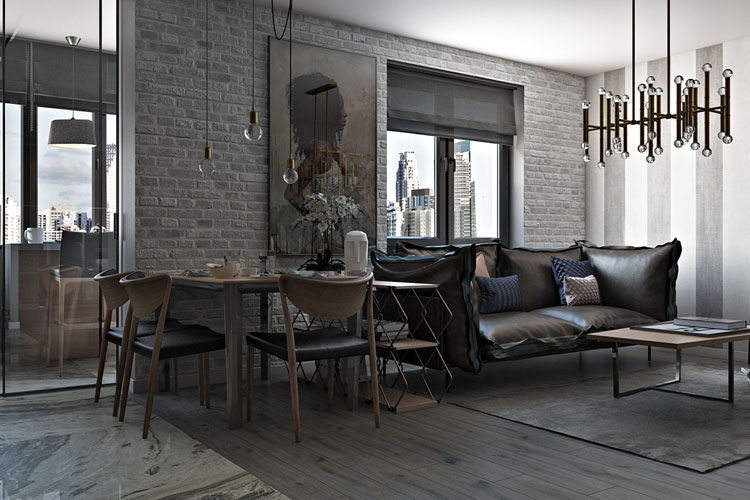 Modern Industrial Decor Ideas