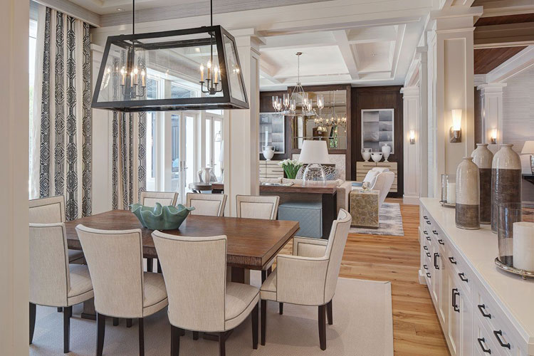 Transitional Lighting Fixtures