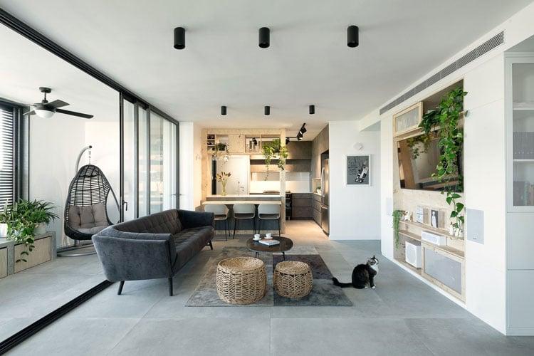Urban Modern Home Decor Style