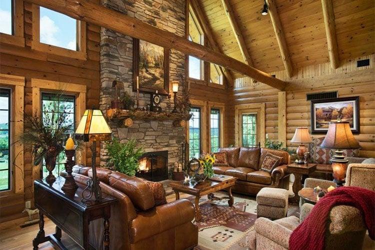 Cabin Decorative Materials