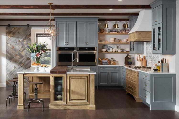 Cottage Kitchen Decor