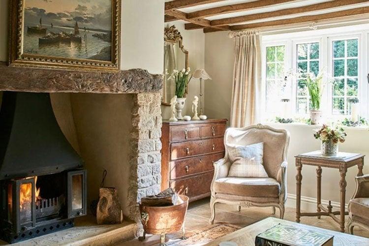 Cottage Style Home Interior Design