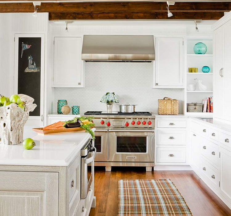 Cottage Style Wood Flooring