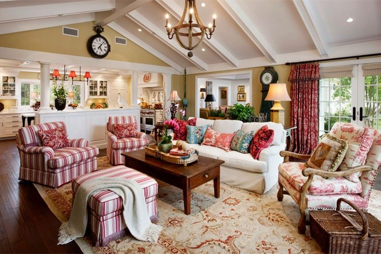 Country Cottage Style Furniture Designs