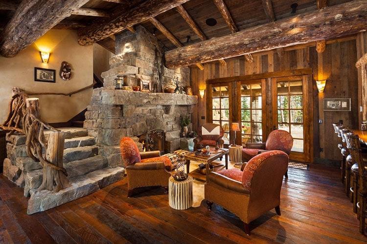 Log Cabin Colors