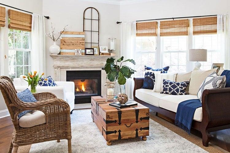 Modern Cottage Decor