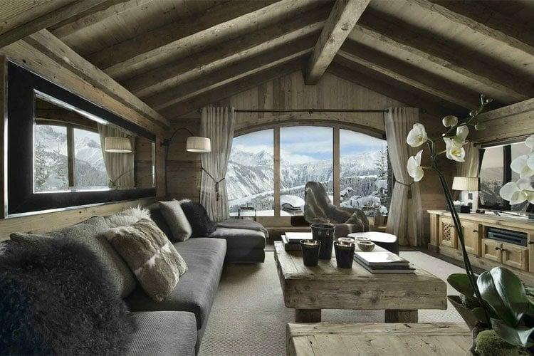 Rustic Cabin Interior Decor