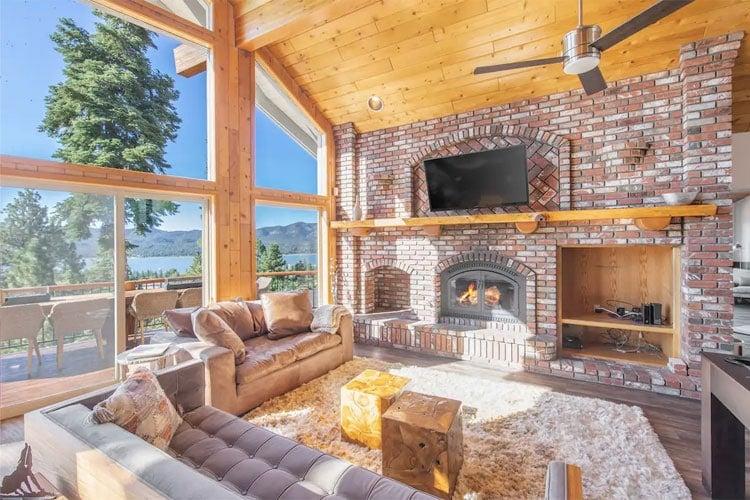 Small Cabin Interior Design Ideas