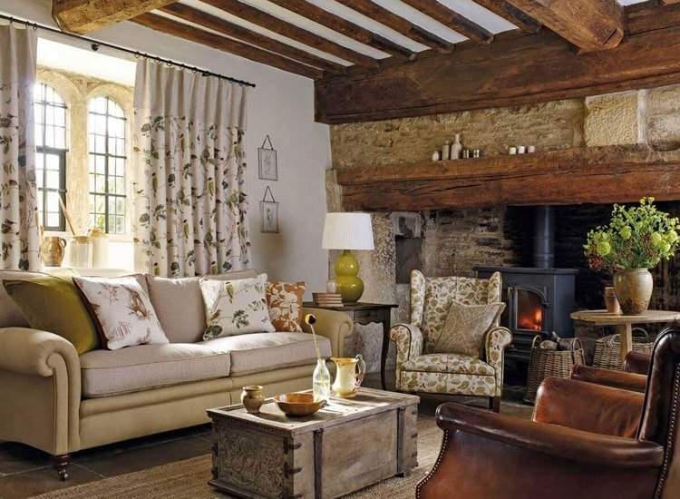Traditional Cottage Decor