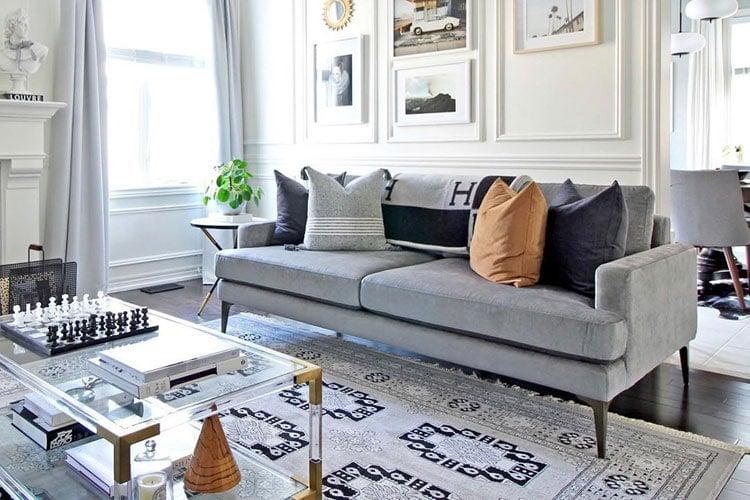 Lawson-Style Sofa
