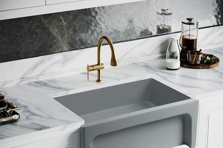 Whitehaus Faucet