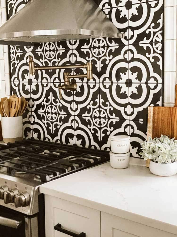 Cool Kitchen Backsplash
